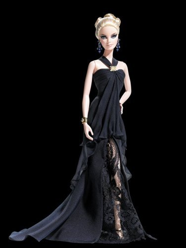 Barbie バービー Pink Label Collection Doll: E! Live From The Red Carpet Dress by Badgley Mischka
