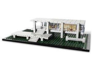 LEGO (レゴ) Architecture Farnsworth House 21009 ブロック おもちゃ