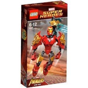 レゴ スーパー・ヒーローズ アイアンマン TM 4529