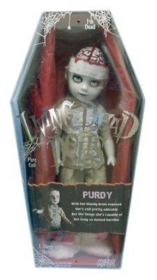 リビングデッドドールズ(Living Dead Dolls)シリーズ9 PURDY