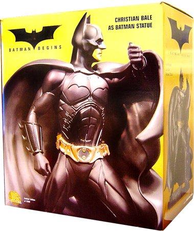 バットマン=C.ベール ラージスタチュー