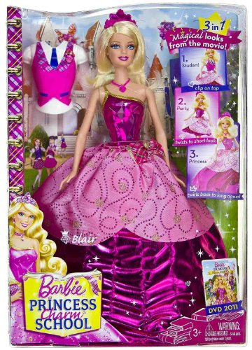 Blair: Barbie バービー Princess Charm School ~12