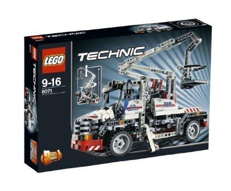 LEGO (レゴ) : TECHNIC: Bucket Truck ブロック おもちゃ