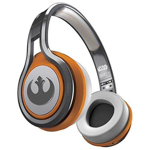 SMS Audio STREET by 50 Cent 折りたたみ可能・軽量版 On Ear Headphone Star Wars Limited Edition Rebe
