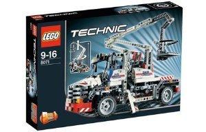 LEGO (レゴ) Technic (テクニック) Bucket Truck 8071 ブロック おもちゃ