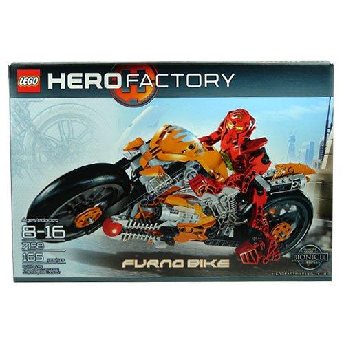 レゴ ヒーローファクトリー ファーノ・バイク Lego 7158