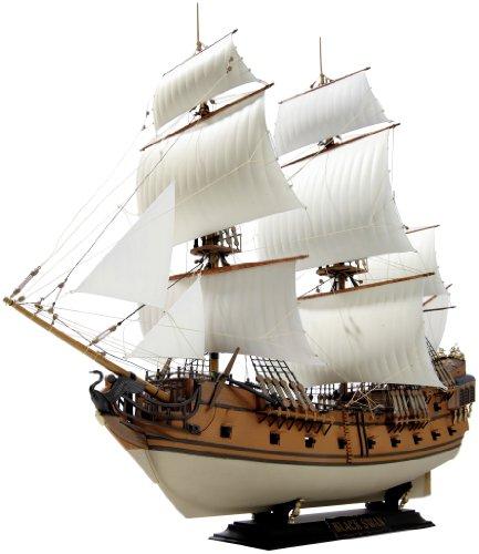 1/72 海賊船 ブラック・スワン号