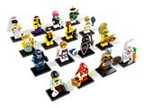 レゴ ミニフィギュア シリーズ 7 サイドA&サイドB 全16種製品 (LEGO Minifugures series7)