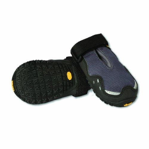 Ruffwear Grip Trex Boots for Dogs 2.75-Inch Granite Gray