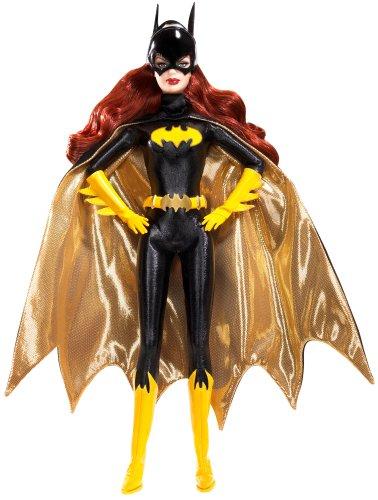バービー DCスーパーヒーローズ バットガール バービー L9630 (ピンクラベル)