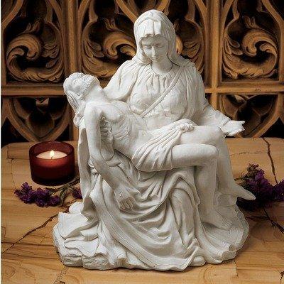 The Pieta (1499) Bonded Marble Statueピエタ(1499)保税大理石像