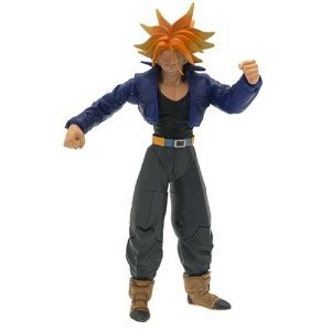 Dragonball Z Limited Edition Movie Collection Figure: SS Trunks
