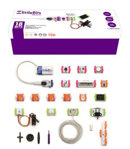 littleBits Deluxe Kit(版)