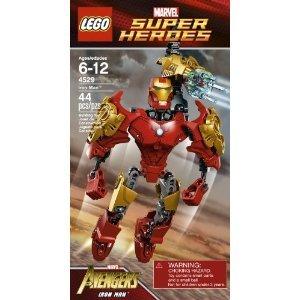 レゴ Super Heroes アイアンマン 4529