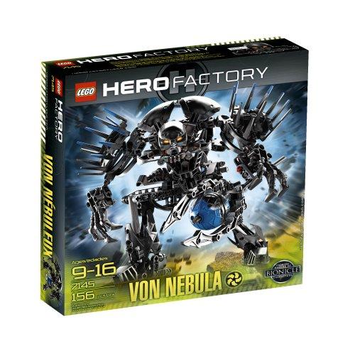 LEGO 7145 Von Nebula (レゴ ヒーロー・ファクトリー フォン・ネブラ)