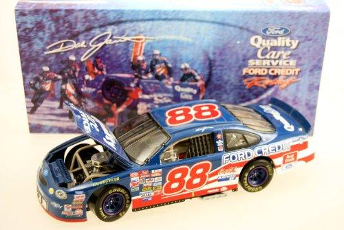 Action - NASCAR - Dale Jarrett #88 - 1999 Ford フォード Taurus - Quality Care - 1:24 スケール Die