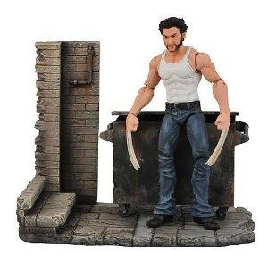 【セール】 Marvel Marvel Select: ウルヴァリン Movie Wolverine Action Action Figure ウルヴァリン アクションフィギュア, 3Dくつした専門店mintbaby:aec16940 --- fabricadecultura.org.br