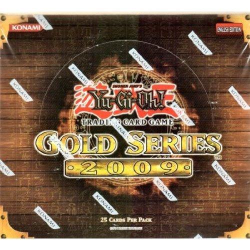 遊戯王 英語版 ゴールドシリーズ 2 ブースターボックス Gold Series 2009