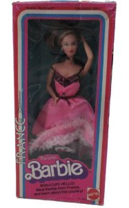 1979 Barbie(バービー) Parisian France Dolls of the World International Series ドール 人形 フィギュ