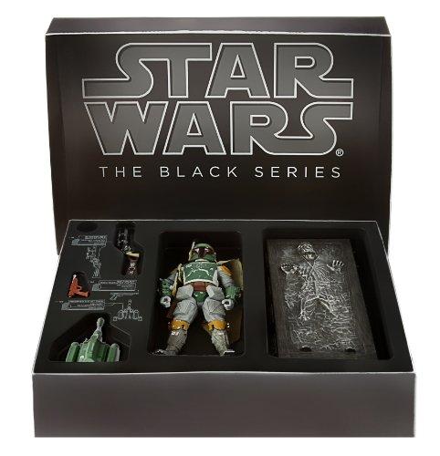 ブラックシリーズコレクション・ボバ・フェットとハン・ソロ Star Wars社