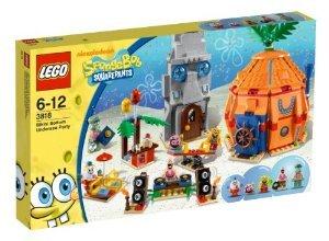 LEGO (レゴ) Spongebob Squarepants 3818: Bikini Bottom Undersea Party ブロック おもちゃ