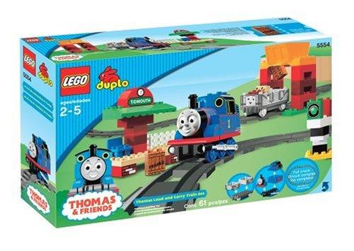 レゴ トーマス Lego 5554 Thomas Load and Carry Train Set レア物