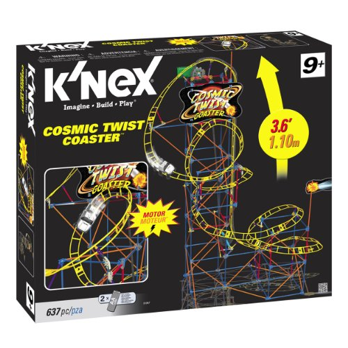 K'NEX・ケネックス コスミック・ツイスト・コースター
