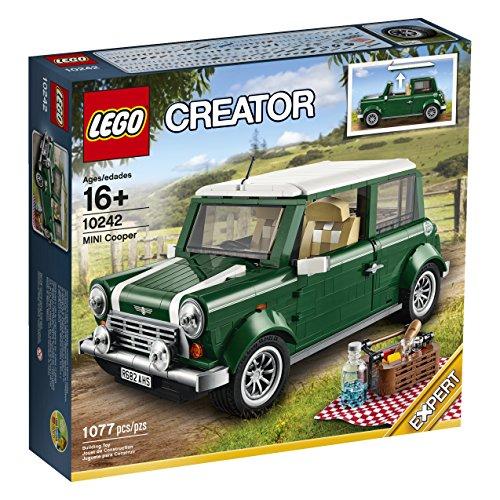 レゴ クリエイター ミニクーパー 10242 40109 2点セット