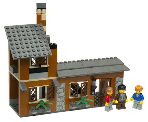 レゴ ハリーポッター Lego 4728 Escape from Privet Drive