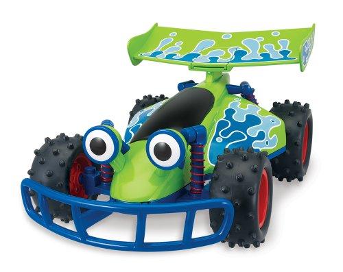 Toy Story 3  フリーホイーリング RCカー