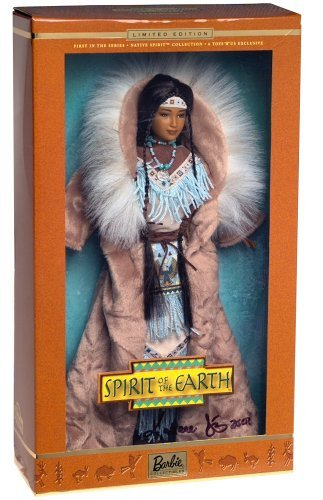 Barbie バービー Spirit of the Earth Collector Doll 人形 ドール