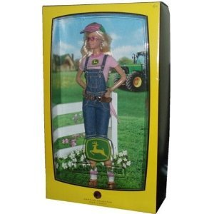 Barbie バービー Collector Pink Label John Deere Edition 12 Inch Doll ドール - Barbie バービー with