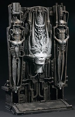 ギーガー H.R. Giger: LI II Limited Edition Sculpture