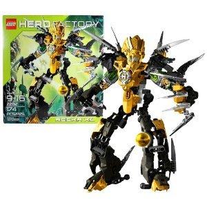 レゴ Year 2011 ヒーロー ファクトリー シリーズ 11 インチ Tall フィギュア セット #2282 - ROCKA XL wi