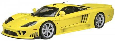 1/12scale モーターマックス Motor Max Saleen S7 Twin Turbo Yellow サリーン