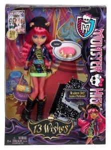 Monster High (モンスターハイ) 13 Wishes Howleen Wolf Doll with Bonus 2013 Monster High (モンスター