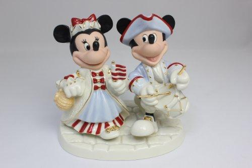 レノックス Lenox Mickey's Patriotic Parade ディズニー ミッキー