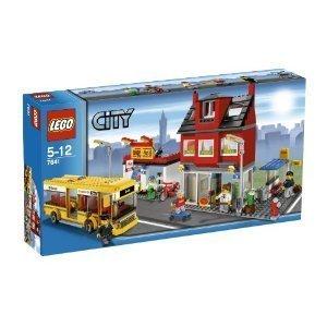 レゴ シティ レゴの町 街角 7641