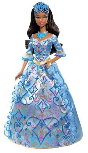 バービーBarbie and the Three Musketeer Renee Doll  P4609