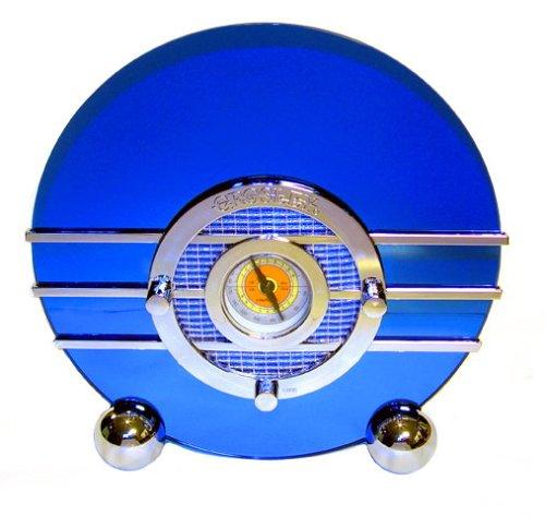 CR37 Bluebird AM/FM Radio with Cassette Deck カセットデッキ・AM/FMラジオ Crosley社