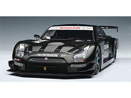 AUTOart 2008 Nissan (日産) GT-R Super GT Test Car 1/18 AA80878 ミニカー ダイキャスト 自動車