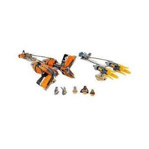 LEGO レゴ Star Wars スターウォーズ Anakin's & Sebulba's Podracers 7962