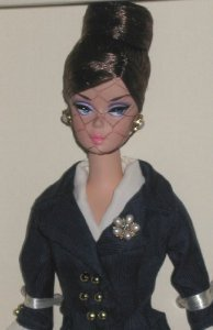 Barbie(バービー) Collector Fashion Model Boater Esemble Silkstone Fan Club Exclusive- Limited ドー