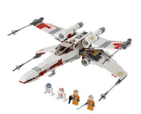 Game/Play LEGO (レゴ) Star Wars (スターウォーズ) X-Wing Starfighter 9493 Kid/Child ブロック おもち