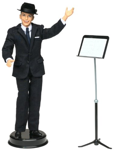 バービーBarbie Frank Sinatra Doll The Recording Years 1st in Series Timeless Treasures Collector E