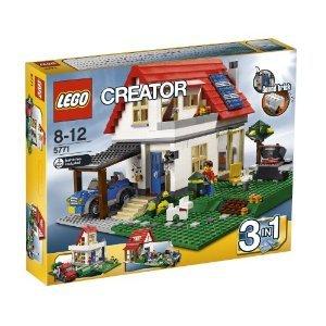 LEGO (レゴ) Creator 限定品 Set #5771 Hillside House ブロック おもちゃ