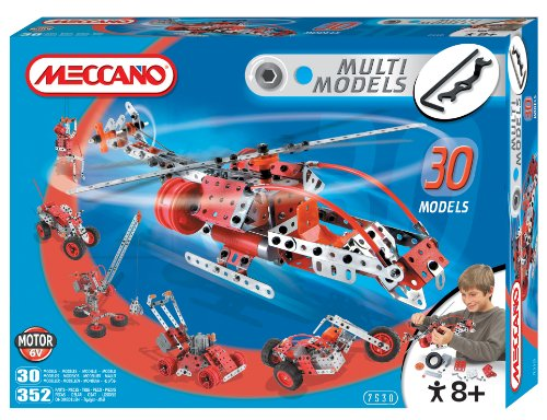 MECCANO 30モデルセット