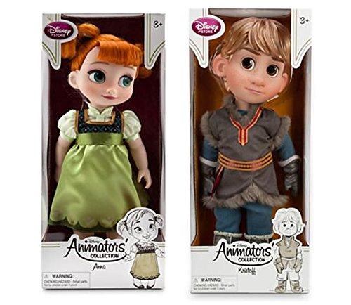 Disney ディズニー アニメーター ドール 人形 コレクション Frozen 2014 フローズン アナと雪の女王 アナ