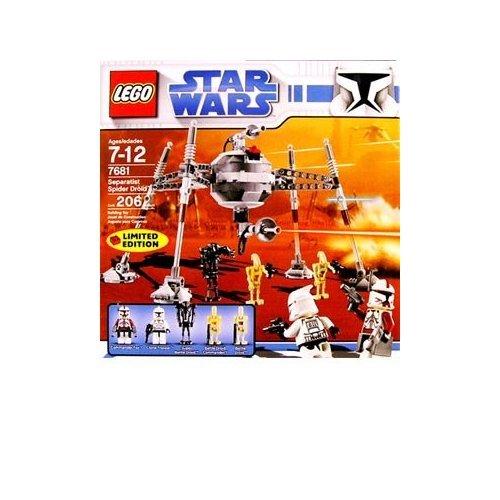 LEGO 7681 (スターウォーズ スパイダー・ドロイド )