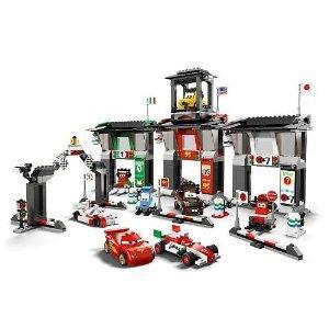 LEGO (レゴ) Disney (ディズニー) Cars Exclusive 限定品 Set #8679 Tokyo International Circuit ブロッ